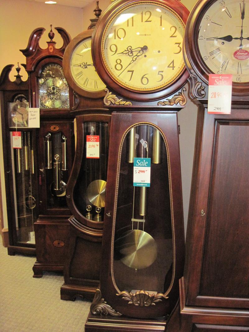 Howard Miller Wall Clock Repair Wall Design Ideas